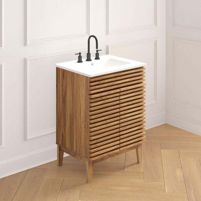 Wigington 23 5 Single Bathroom Vanity Reviews Joss Main Bathroom Vanity Single Bathroom Vanity Vanity