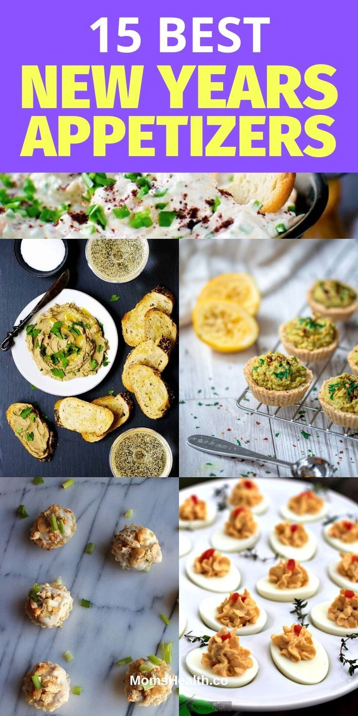 New Year Appetizers 15 Best New Year's Eve Finger Foods