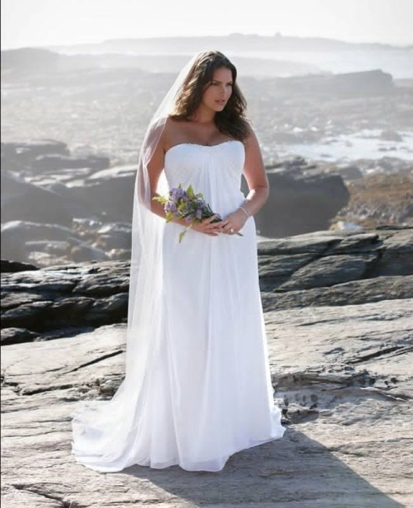 Do It Yourself Wedding Gown Preservation: 10 Beautiful Plus Size Wedding Dresses You