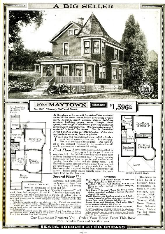 1919 maytown vintage house plansvintage - 1919 House Plans
