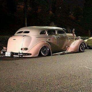 1937 Oldsmobile 4 Door Sedan Chopped Classic Cars Custom Cars Paint Classic Cars Trucks
