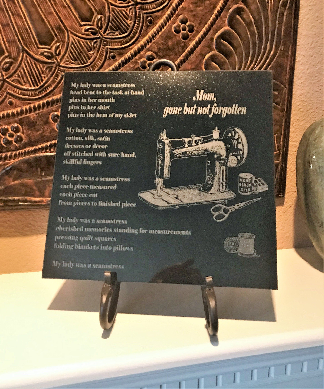 12x12 Custom Design Granite Memorial Laser Engraved Absolute Black Granite Garden Memorial Stones Keepsake Memory Gift In 2020 Granite Memorial Memorial Garden Stones Memorial Stones