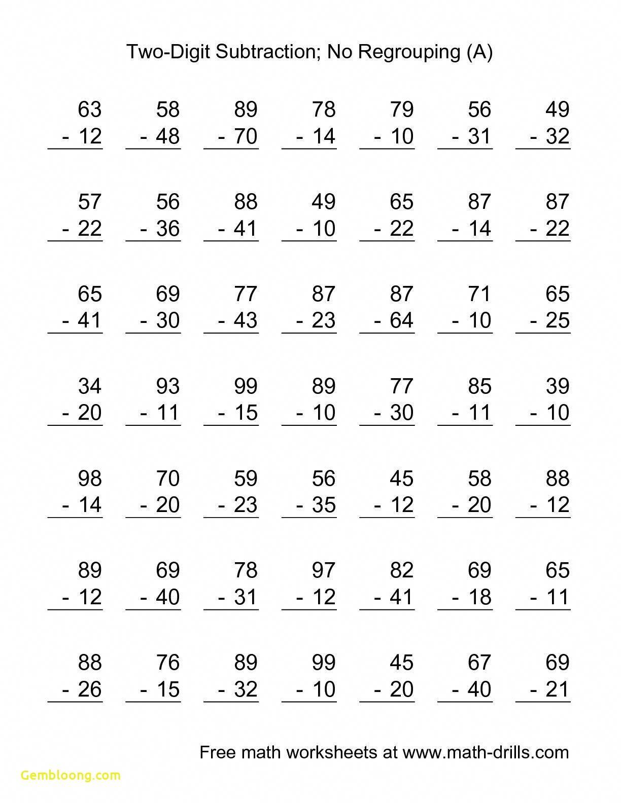 Academic Second Grade Addition Worksheets Worksheet