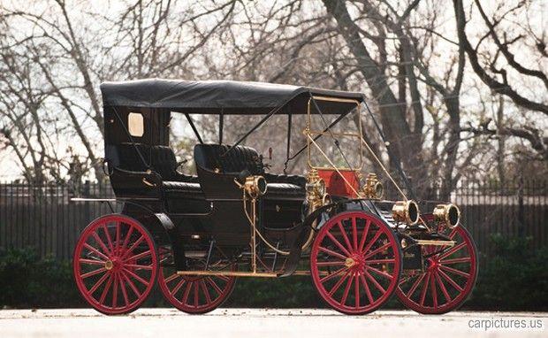 1909 Reliable Dayton Surrey