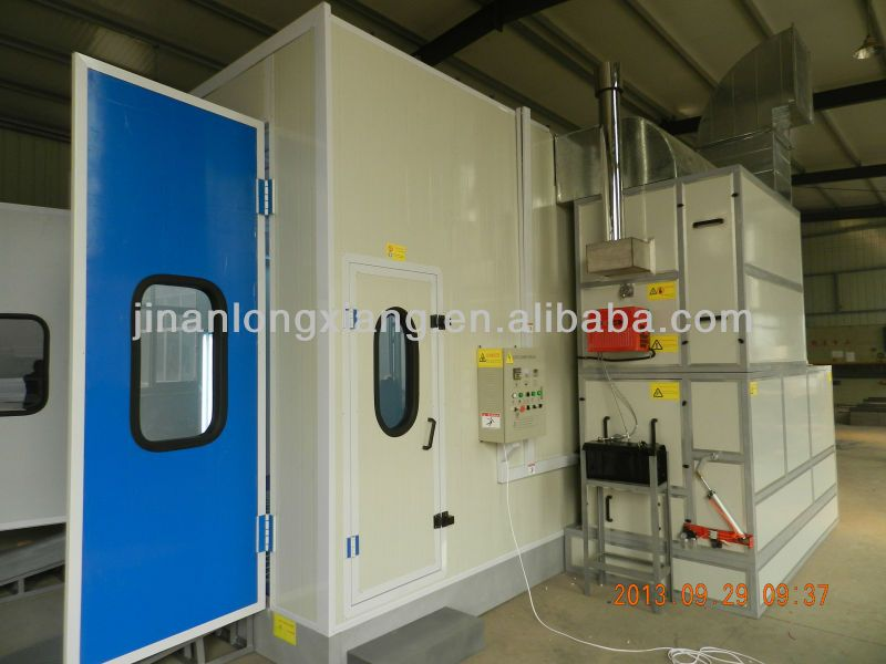 Car Spray Paint Booth Portable Baking Oven For Car Alibaba