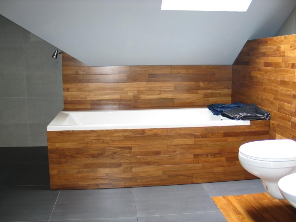 łazienki Kafelkowanie Gres Drewno Profesjonalnie
