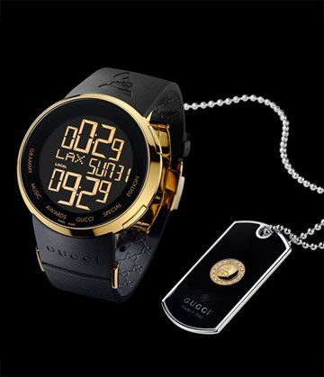 9649d145cbe The I-Gucci Special Edition Grammy Watch - MartinCMusicBlog - Digital Soul  Experience