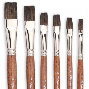 Pensule Tintoretto 195 Sennelier Oil Pastels Colours Pastel