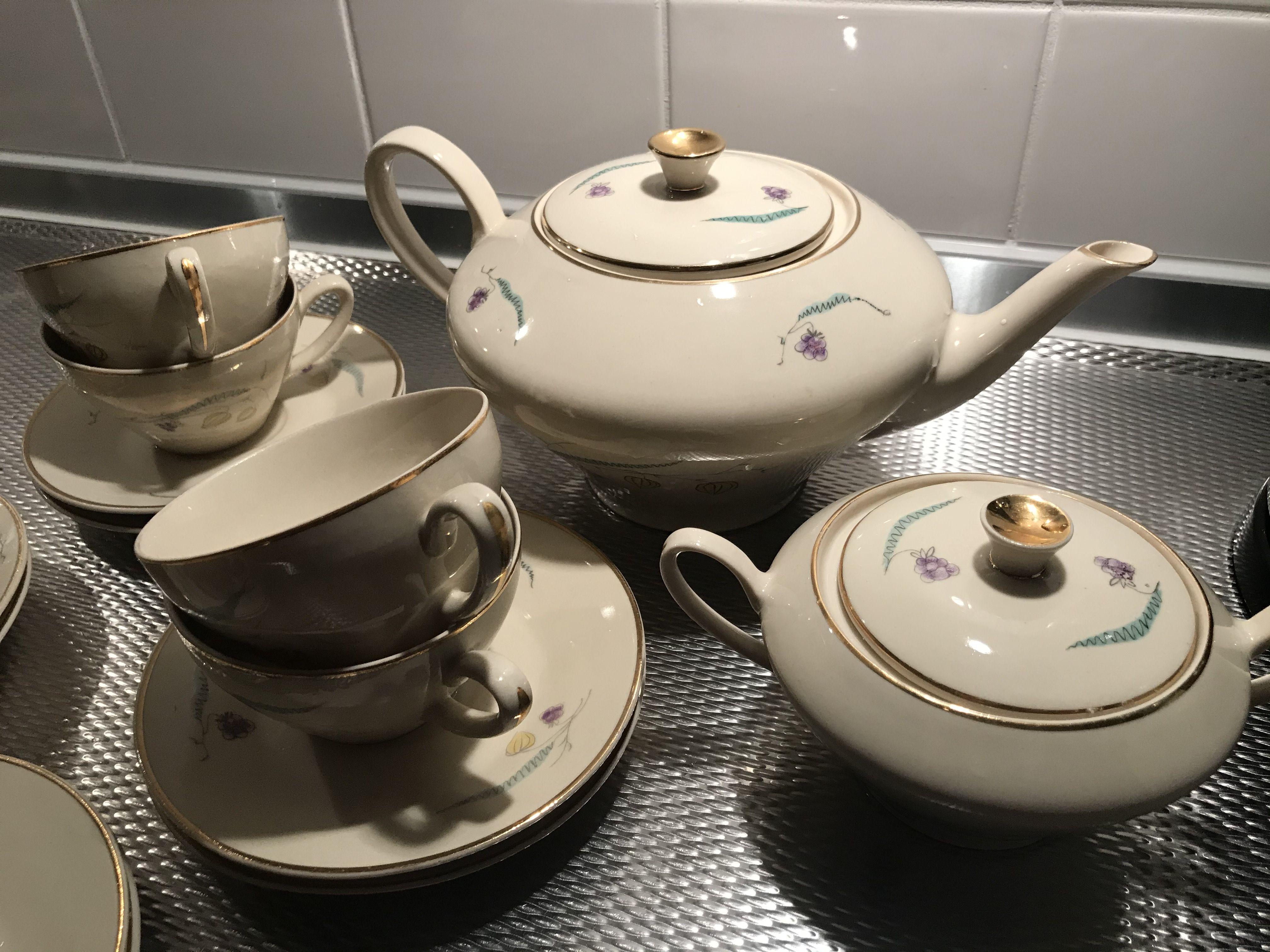 Chodziez Made In Poland Tea Pots Tableware How To Make