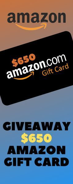 Photo of $650 Amazon Giveaway –  Win now $650 Amazon gift Card 100% legit No scam just cl…