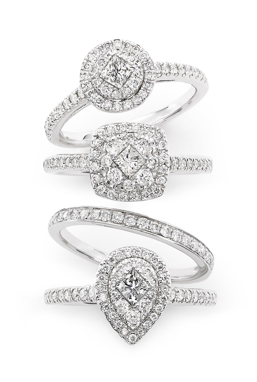 the start of something great – nicole by @Nicole Miller diamond ...