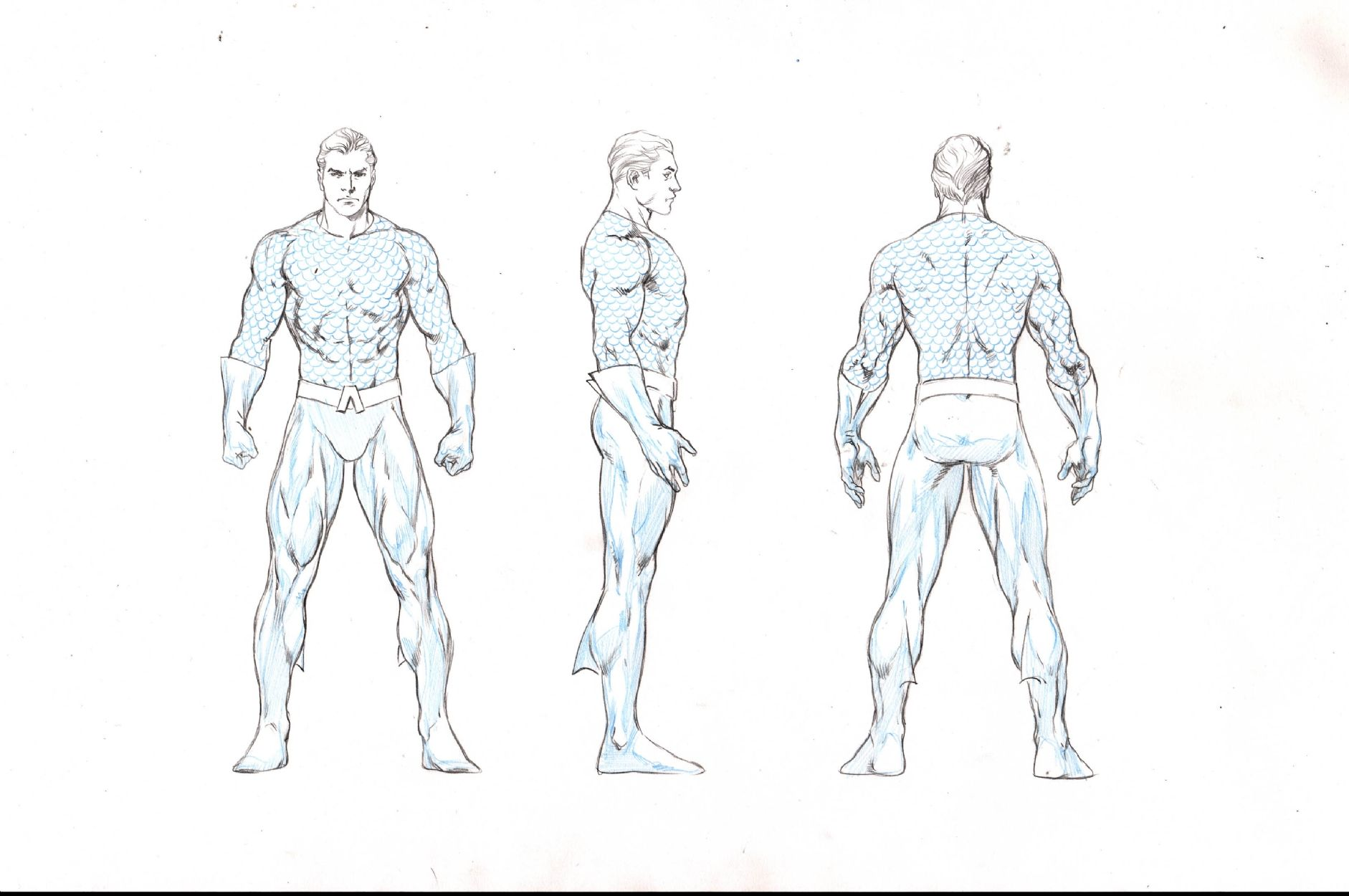 Dc Icons By Ivan Reis