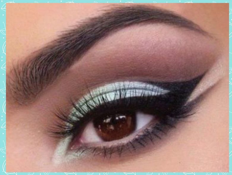 maquillaje paso a paso para ojos marrones y negros