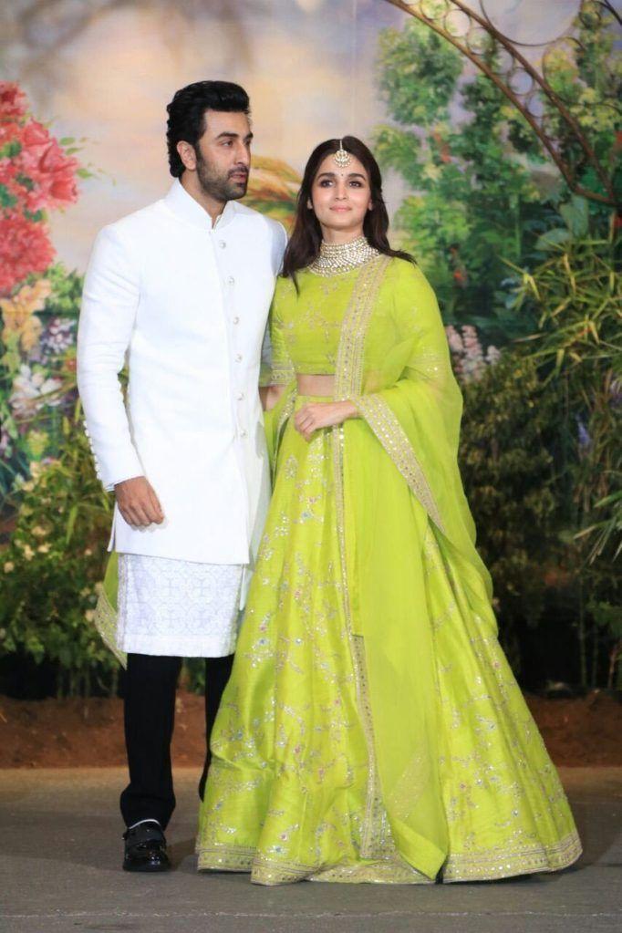 Alia Bhatt's Indian Looks From Kalank Promotions |