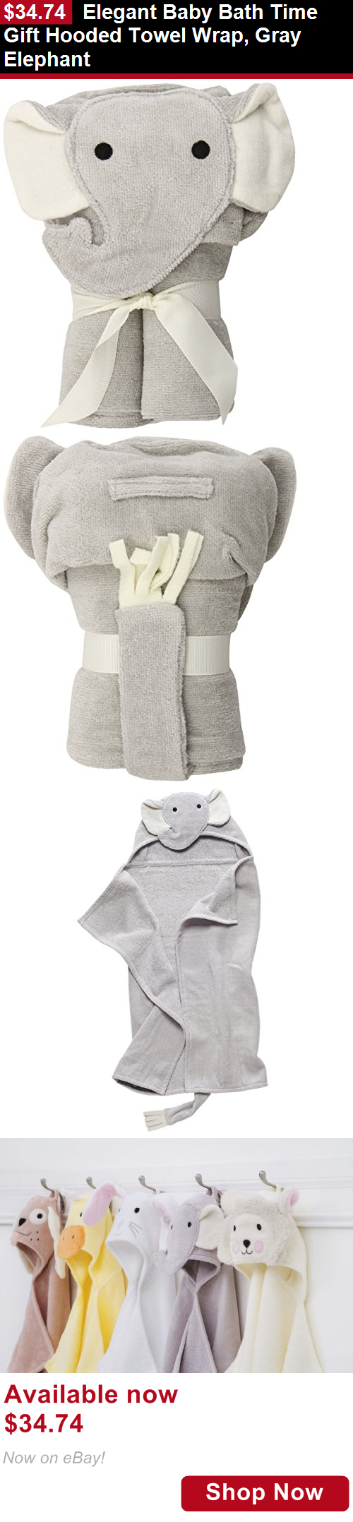 Baby Towels And Washcloths Elegant Baby Bath Time Gift Hooded Towel