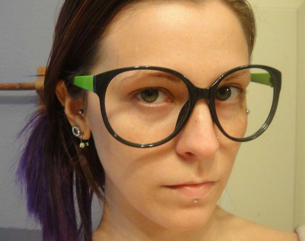 Vintage Retro Womens Mens Unisex Sunglasses Designer No Lens Glasses Eyewear #NEW #Designer