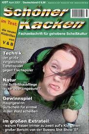Pin Auf Dezenter Fackalhumor