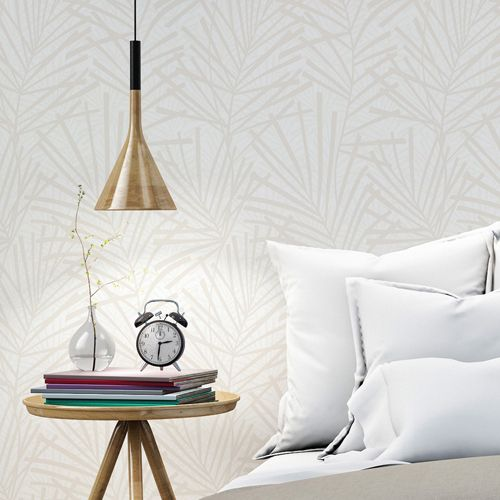 Papel pintado leroy merlin mural - Dormitorios con papel pintado ...