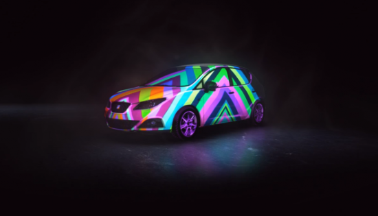 5 Amazing Product Projection Mapping Examples Photo