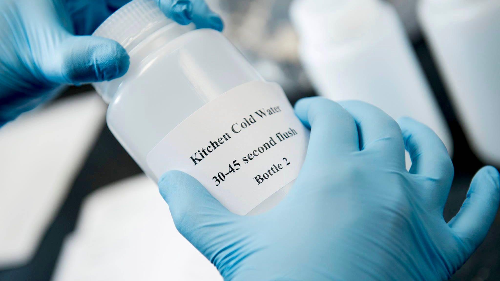 flint-water-sample