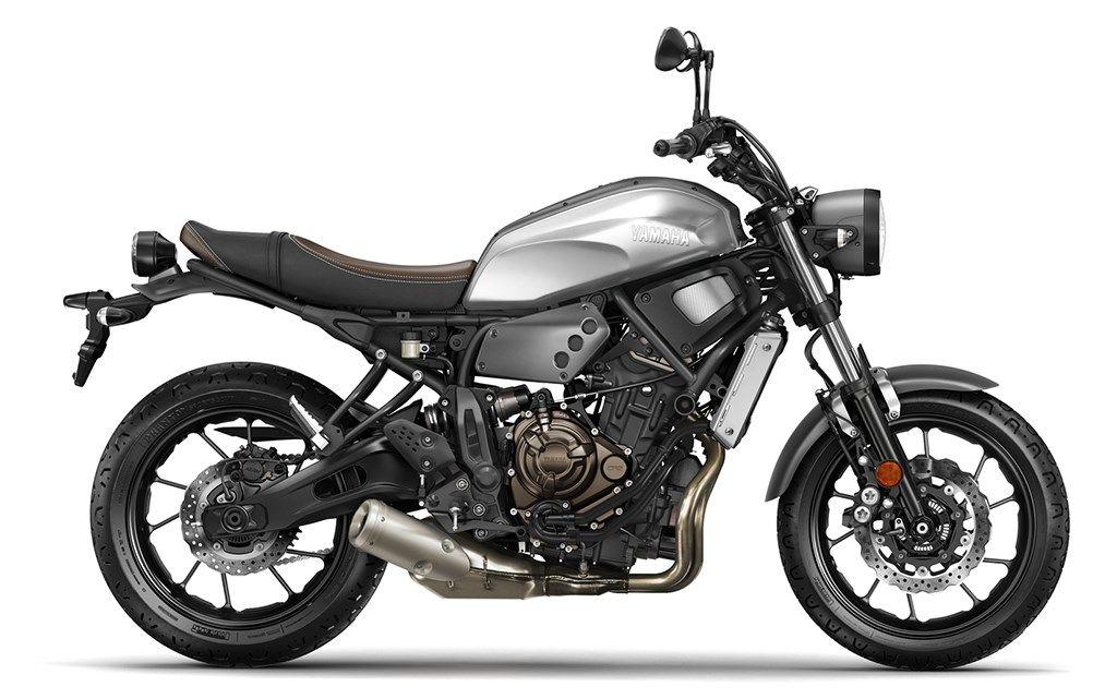 New Yamaha XSR700 มาแล้วครับ แนวScrambler - Pantip