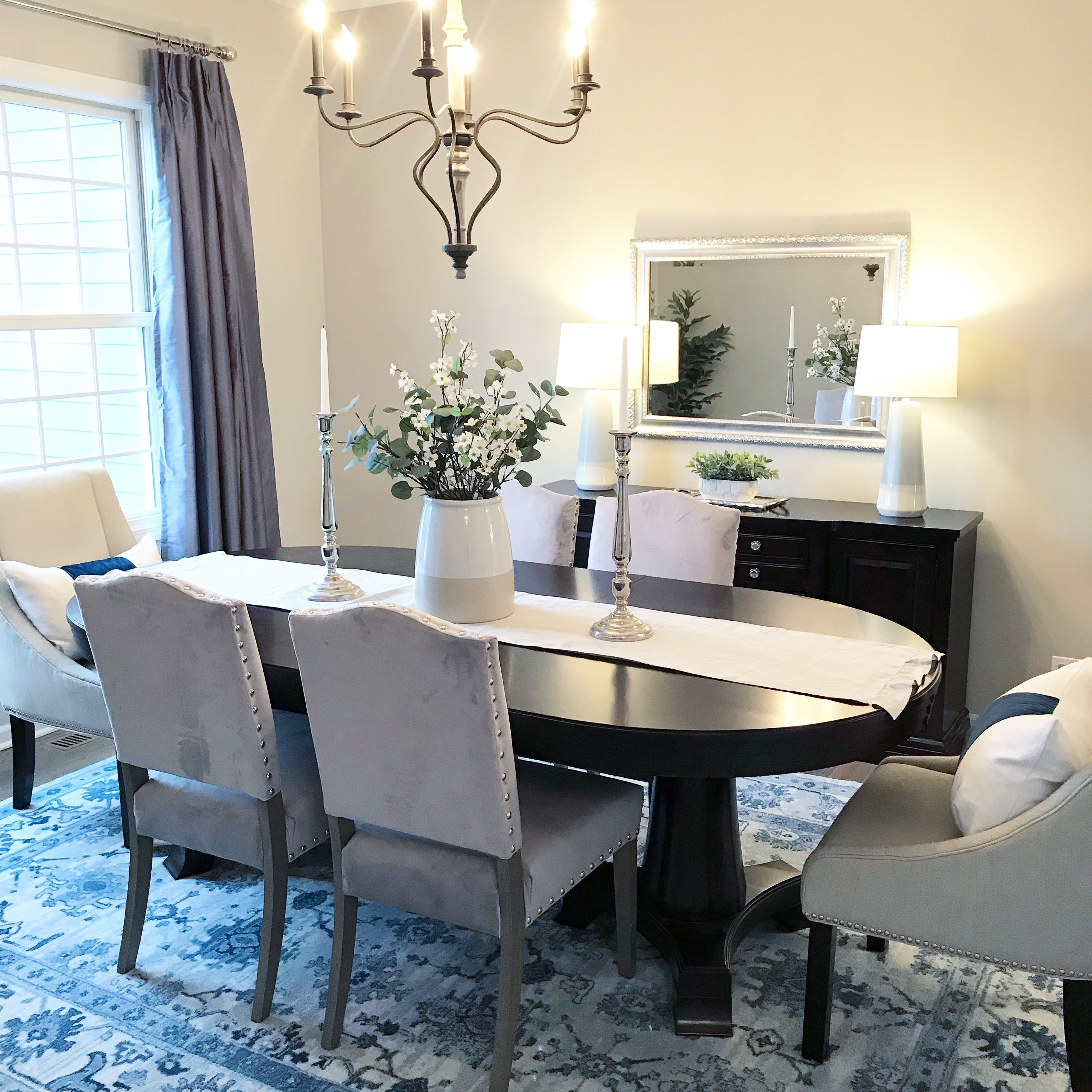 Formal Dining Room Formal Dining Room House Interior Dining Chairs