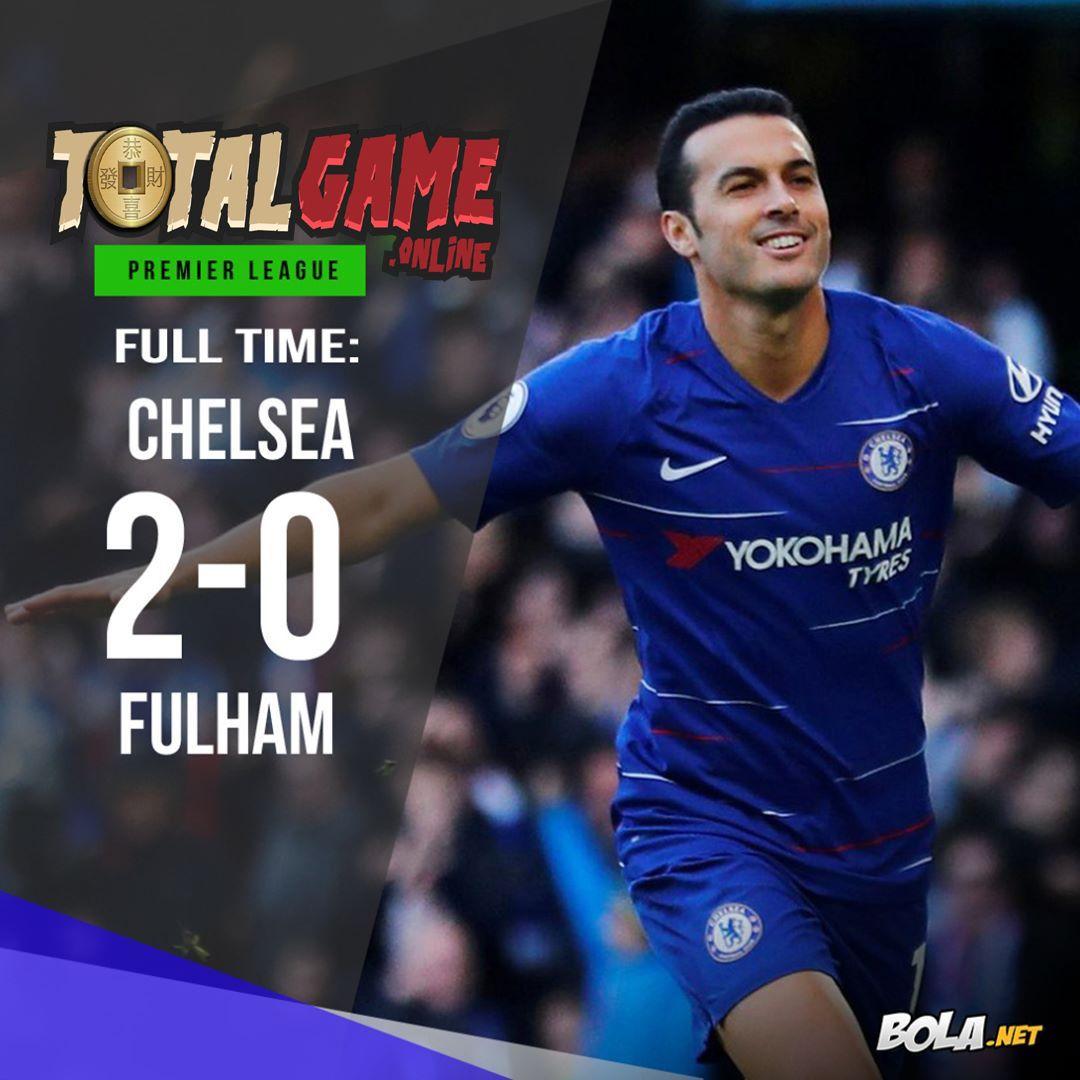 totalgame FT CHELSEA 21 FULHAM ‼️LIMITED TIME PROMOTION