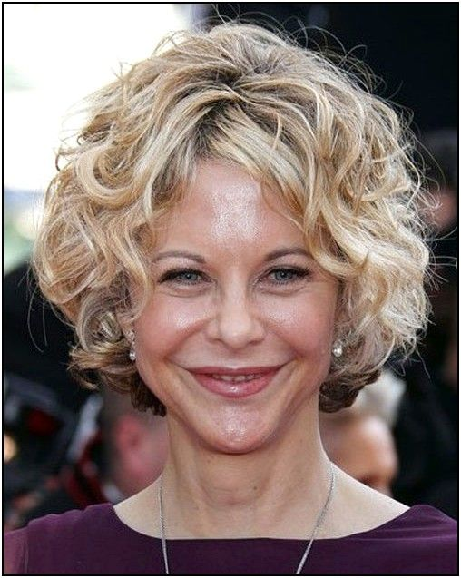 Perm For Women Over 50 Google Search Short Curly Hairstyles For Women Short Wavy Hair Hair Styles For Women Over 50
