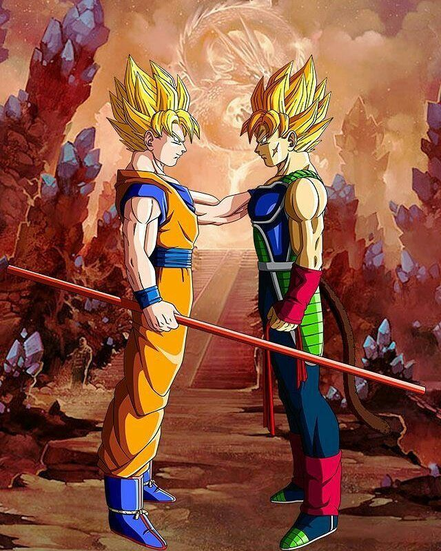 Zagreus42 On Instagram Fatherandson Goku Bardok Dragonball Dragon Ball Anime Dragon Ball Dragon Ball Super
