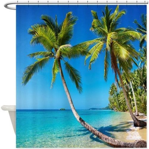 Palm Trees Shower Curtain 112