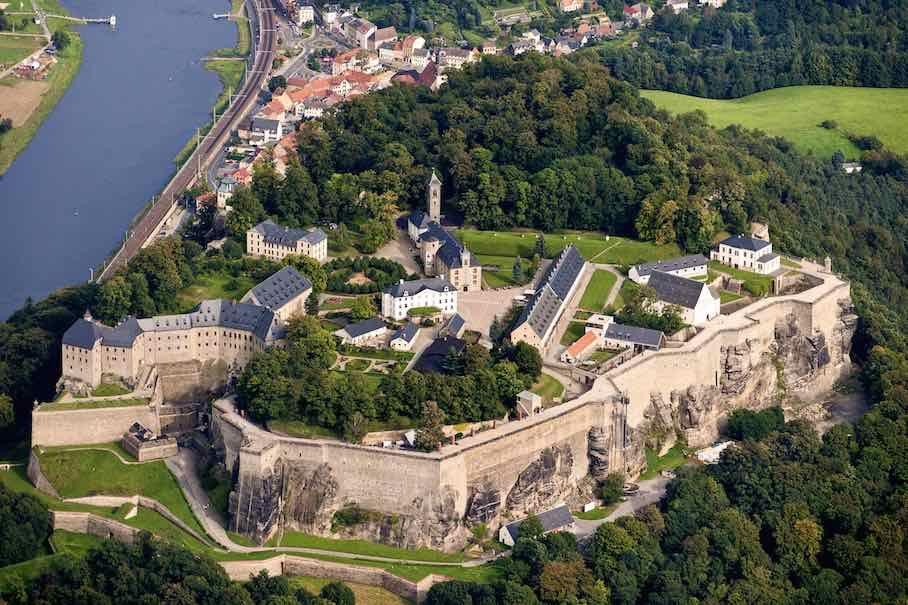 Photo of Festung Königstein mit neuer Dauerausstellung
