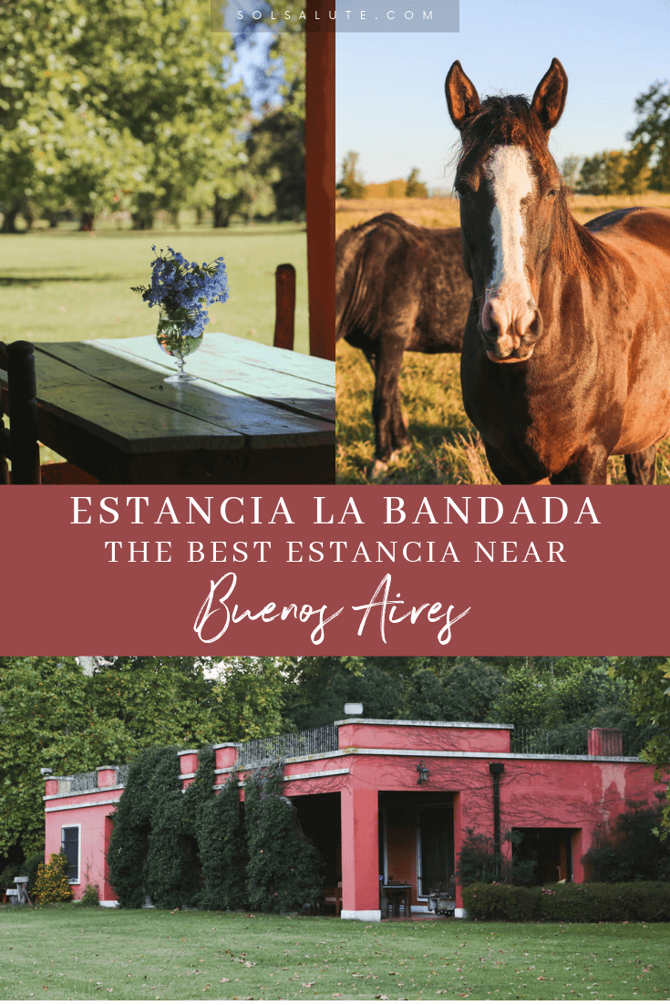 Spend A Weekend At Estancia La Bandada San Miguel Del Monte Argentina One Of The Best South America Travel South America Travel Destinations Argentina Travel