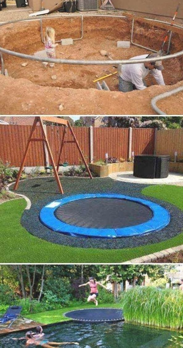 Cool Ways to Transform Your Backyard Into a Cool and Fun ...