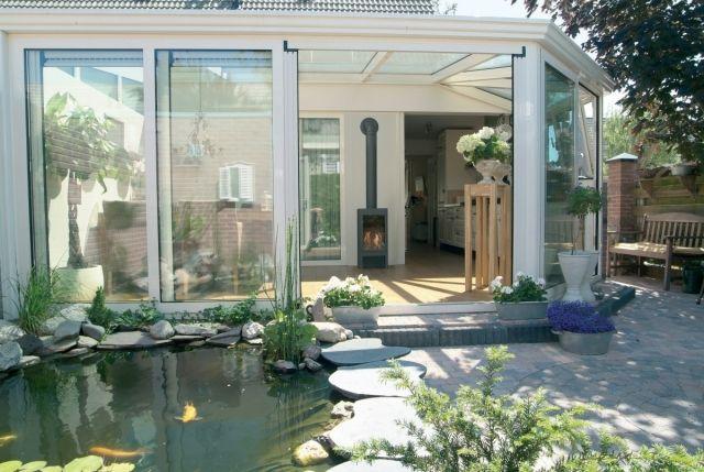 Gestaltung Wintergarten 30 kostengünstige ideen für die wintergarten gestaltung bilder