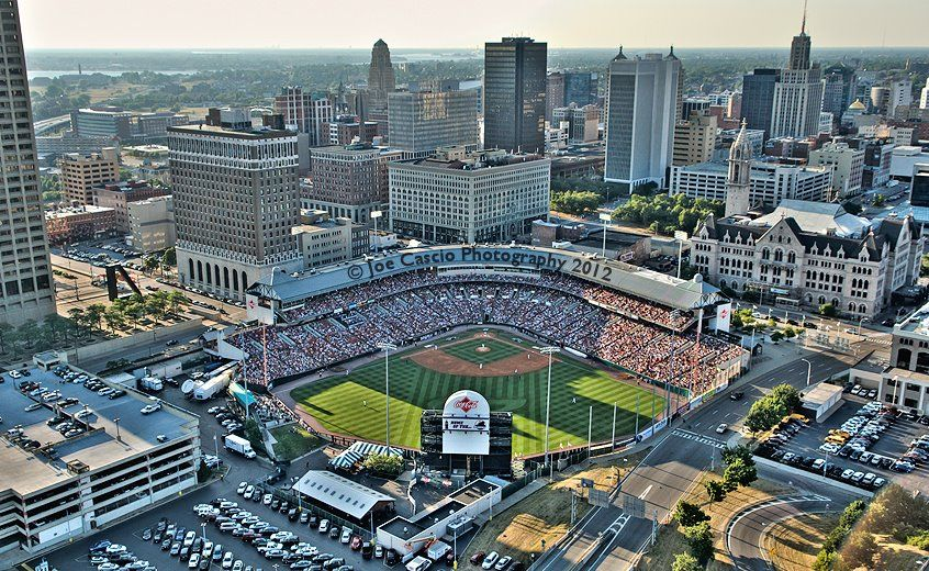 Stadium 88 Coca Cola Field, Buffalo, New York; Saw the