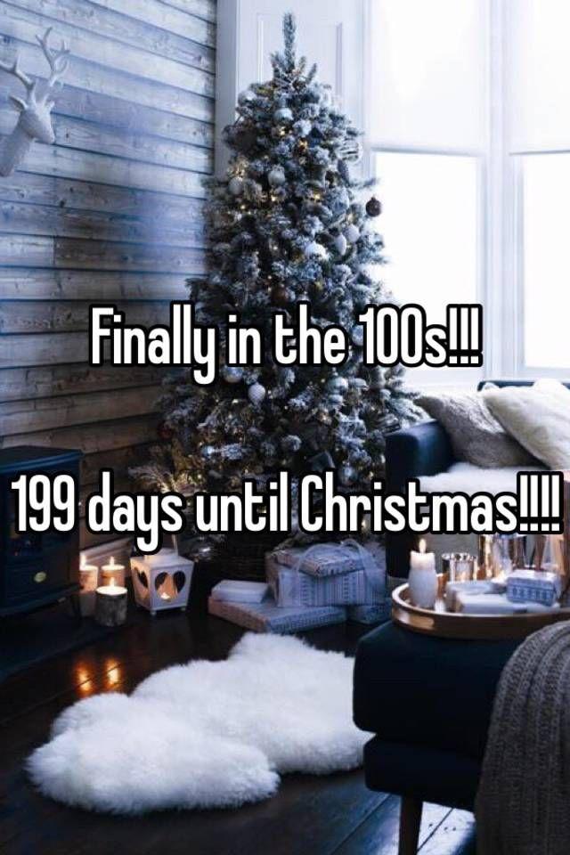 199 Days till Christmas Google Search Days till