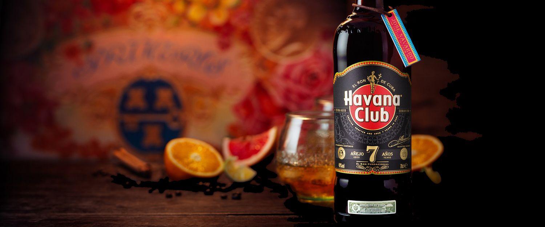 Pearlfisher Havana Club World Brand Design Havana Club Havana Club 7 Wine And Liquor