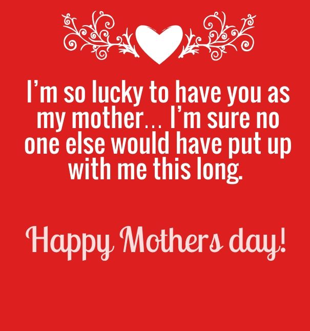 mothers day messages sayings wishes ideas gifts | Cute ...