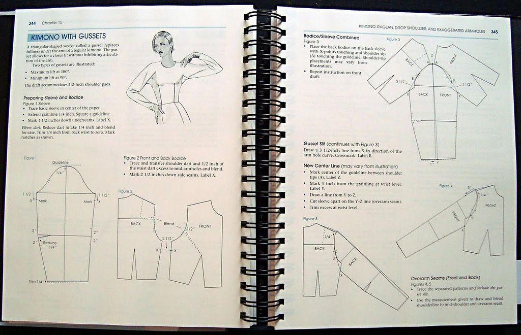 PATTERNMAKING for fashion design (199)   by co_ci_uszyc