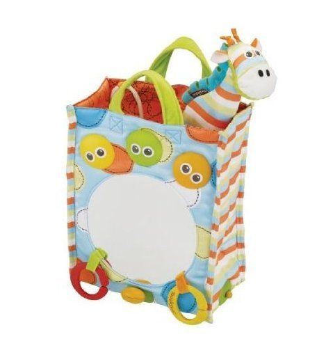 Yookidoo Tote Along Musical Mirror Toy Baby Musical Toys Baby Toddler Toys Musical Toys