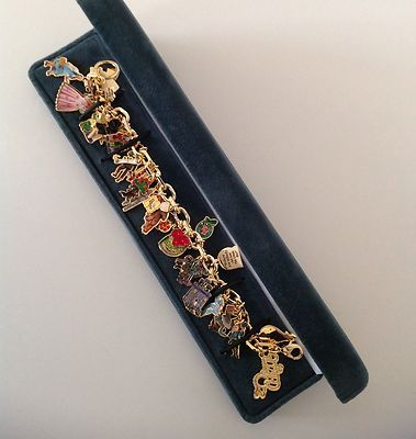 Wizard Of Oz Ultimate Charm Bracelet From The Bradford Exchange Ebay