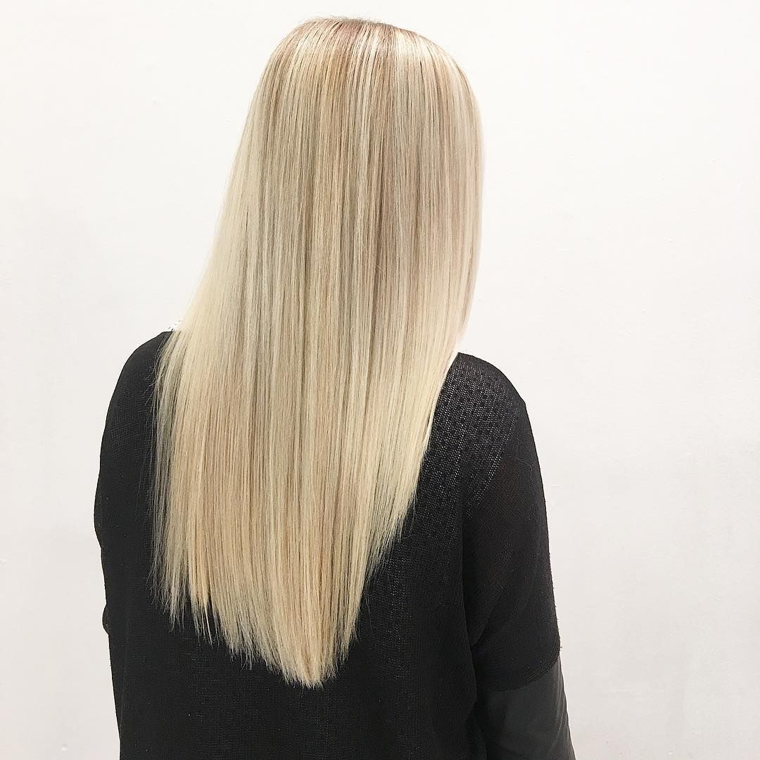 awesome 45 Brilliant Light Blonde Hair Ideas - Sweet and Bright Blondie Locks Check more at http://newaylook.com/best-light-blonde-hair-ideas/