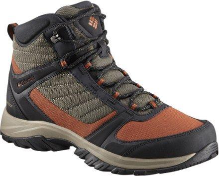 Columbia Mens Terrebonne Ii Sport Omni-tech Hiking Shoe