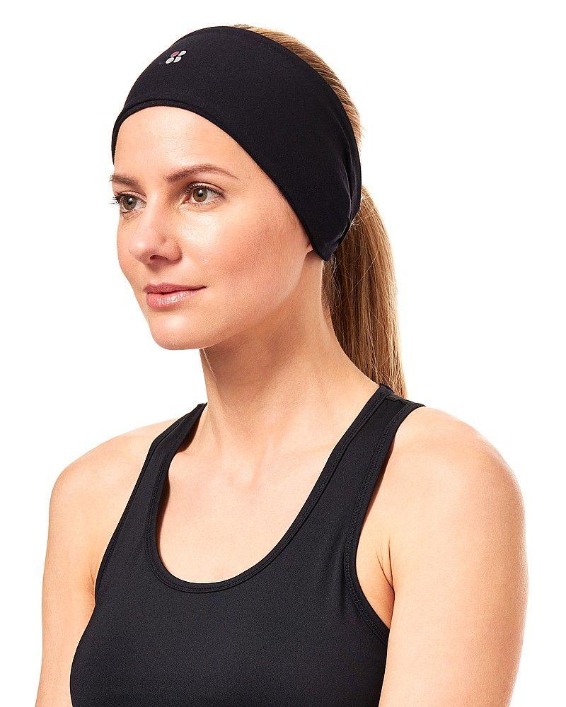 Anna Headband - Black Running Headband f1019255b1d