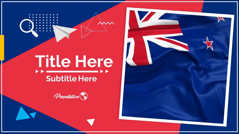 New Zealand Google Slides And Powerpoint Template