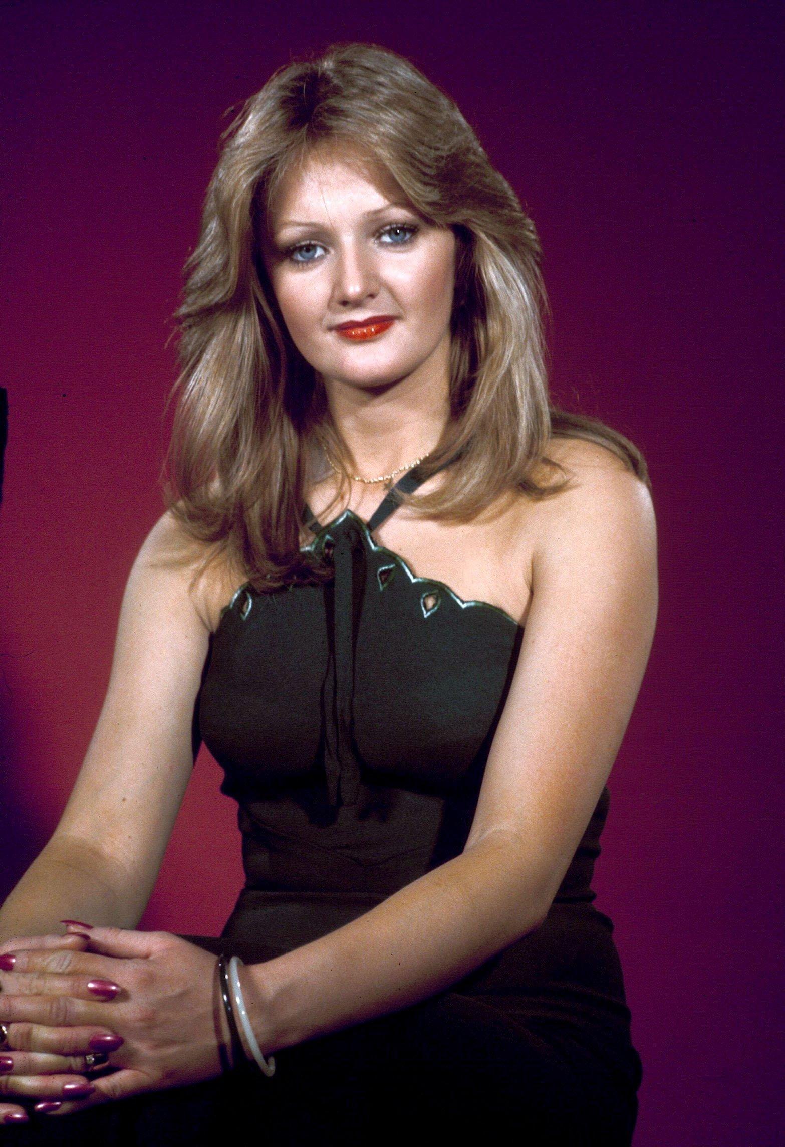 #BonnieTyler #young #1970 #GaynorHopkinsSullivan | Bonnie ...