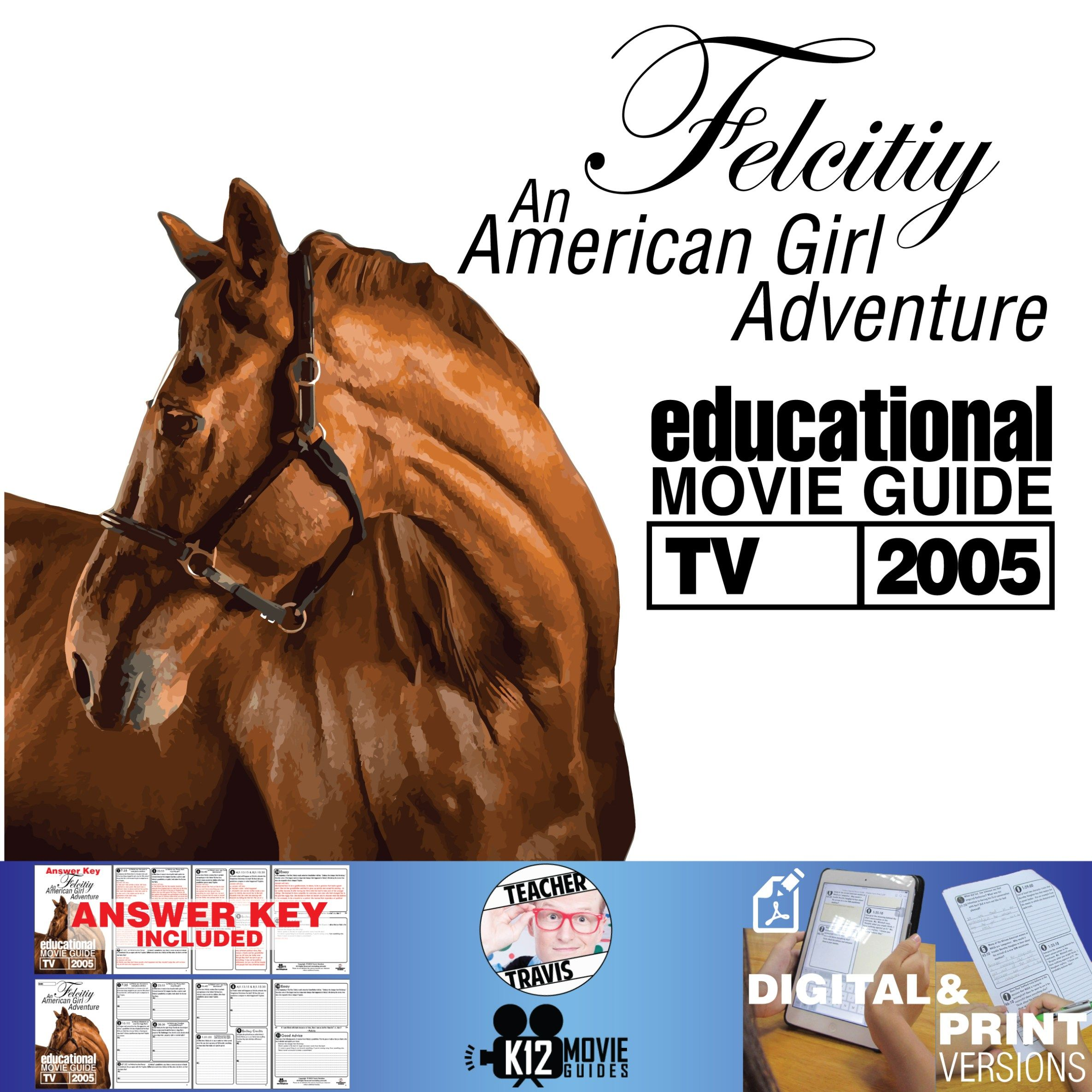 Felicity An American Girl Adventure Movie Guide
