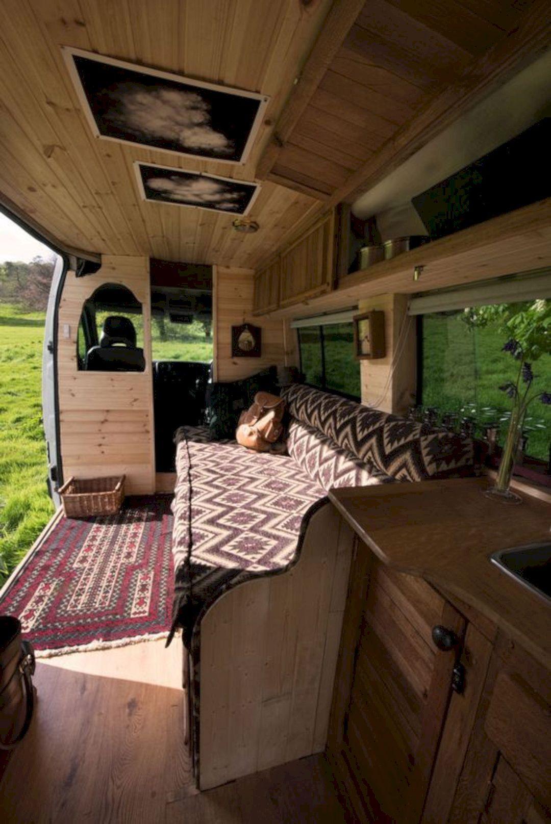 16 Campervan Interior Design Ideas Gorgeous Interior