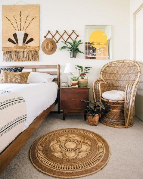 27 Boho Bedrooms You'll Never Want To Leave images