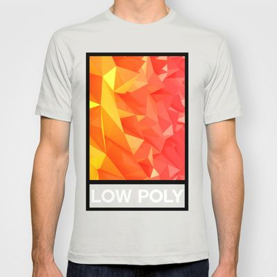 Low Poly Swift T-shirt by acdramon - $22.00